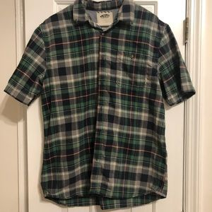 Vans Men's Button Up